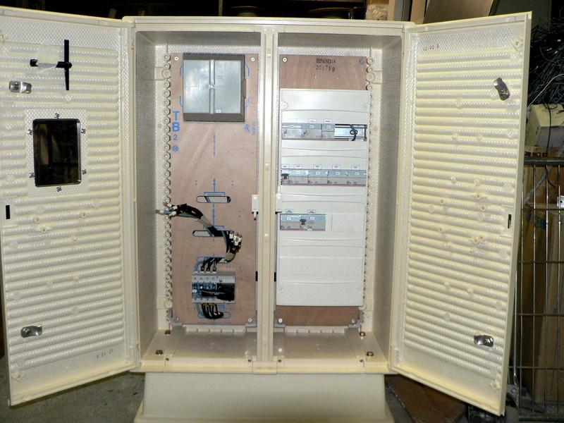 armoires electriques eclairage public. Black Bedroom Furniture Sets. Home Design Ideas